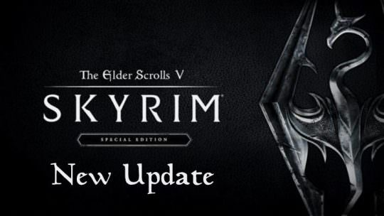 New Skyrim: SE Beta Update Available on PC