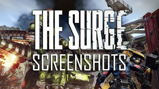 The Surge Releases New Mini-boss Screenshots