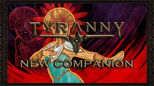 New Tyranny Dev Diary Introduces The Companion Sirin