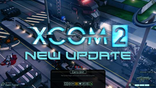 New XCOM 2 Update Released for Consoles