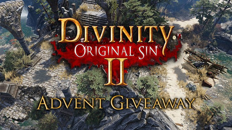 Divinity Original Sin 2 Launches Christmas Advent Calendar with Giveaways