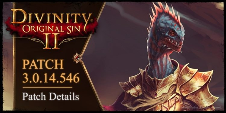New Early Access Patch for Divinity Original Sin 2 Now Live & Developer Update Video