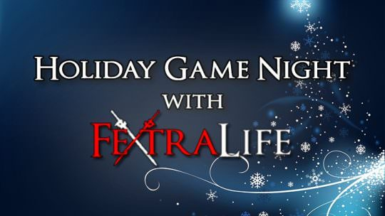 Join Us For Our Holiday Game Nights!