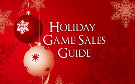 Spend Your Holiday Money On These PS4, Xbox One & PC Video Game Sales