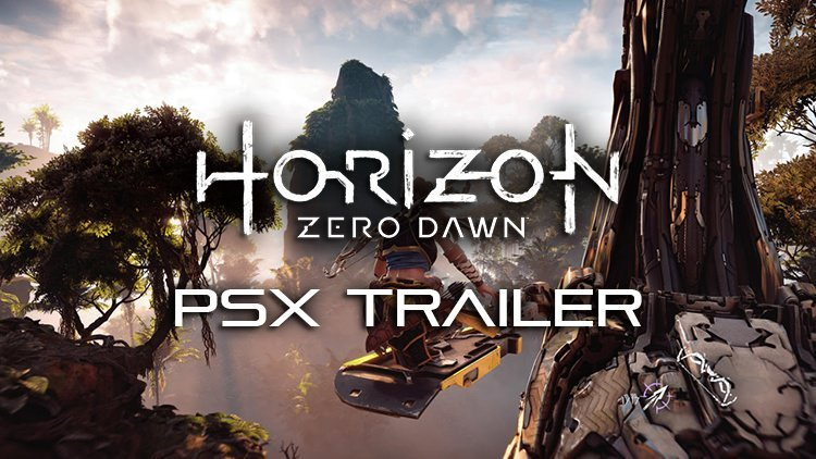 New Horizon Zero Dawn Trailer Released at the Playstation Experience