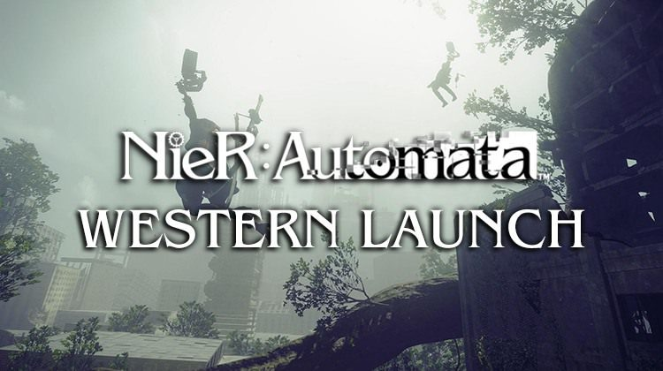 Nier: Automata Launches on March 7, 2017 In The West, Launch Editions Detailed