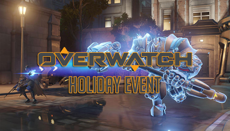 Overwatch Teases Holiday Event for Next Week