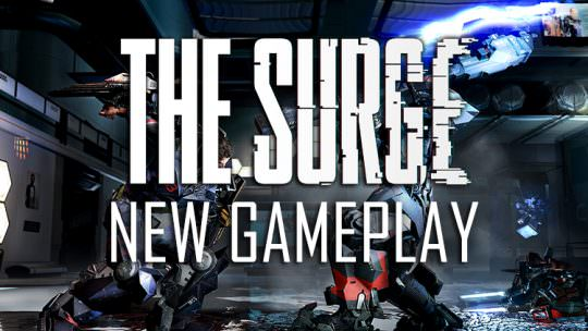 The Surge Releases 4 Minutes of New Combat Gameplay