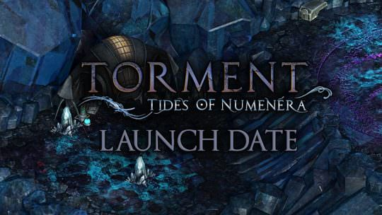 Torment: Tides of Numenera Launches on February 28th
