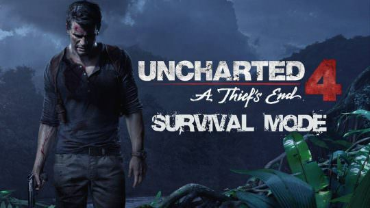 Free Survival Co-Op Mode Now Available for Uncharted 4