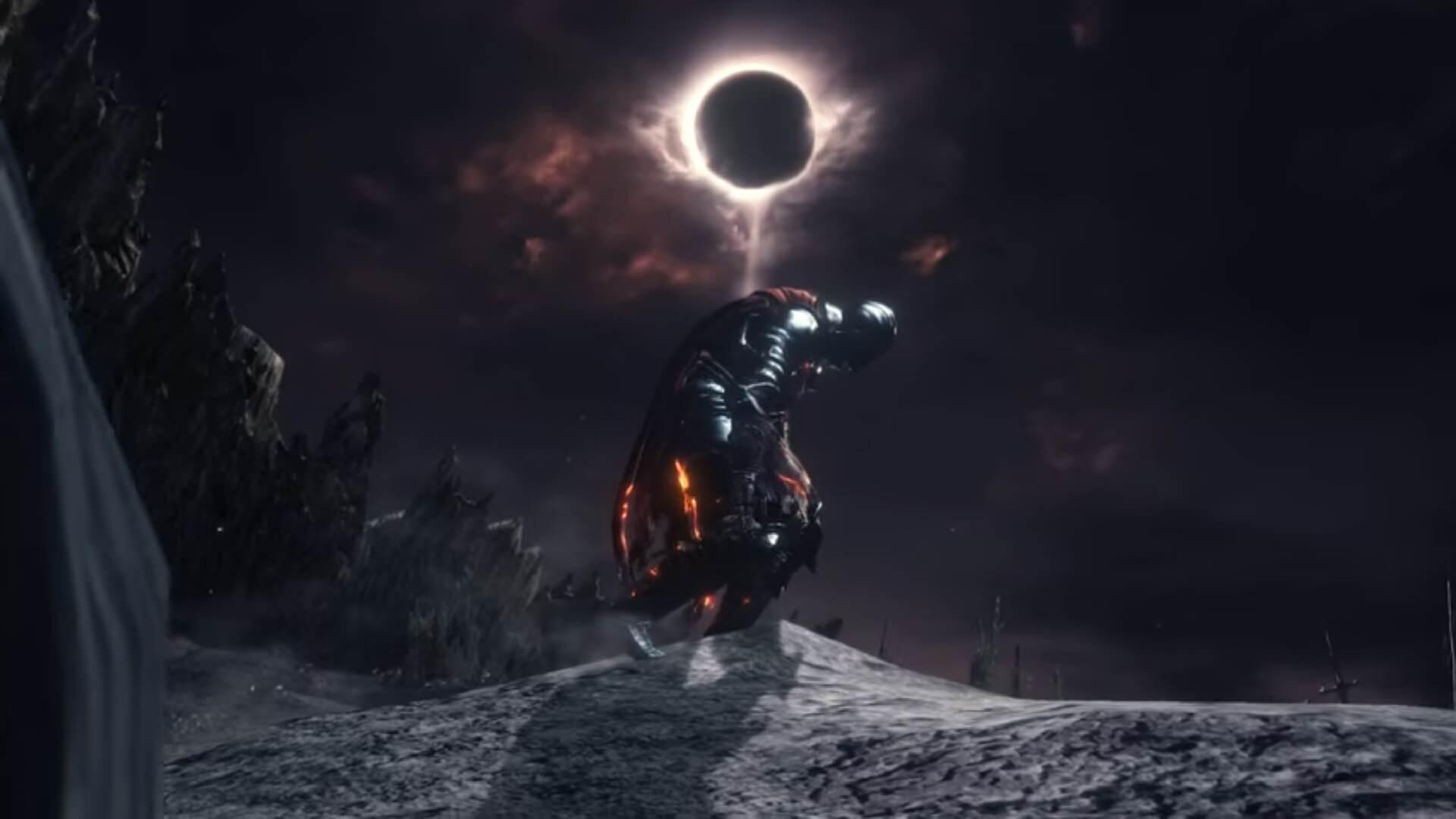 Dark Souls 3 The Ringed City Trailer Screenshot Analysis