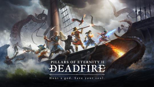 Pillars of Eternity 2: Deadfire Announced, Crowdfunding Campaign Launched by Obsidian