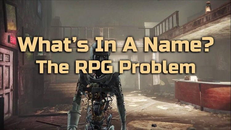 What's in a Name? The RPG Problem