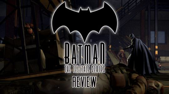 Batman – The Telltale Series (Episode 1)