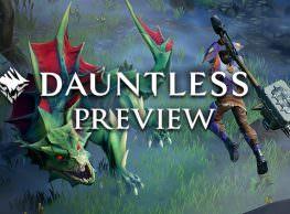 Dauntless Preview: Big Game Hunting