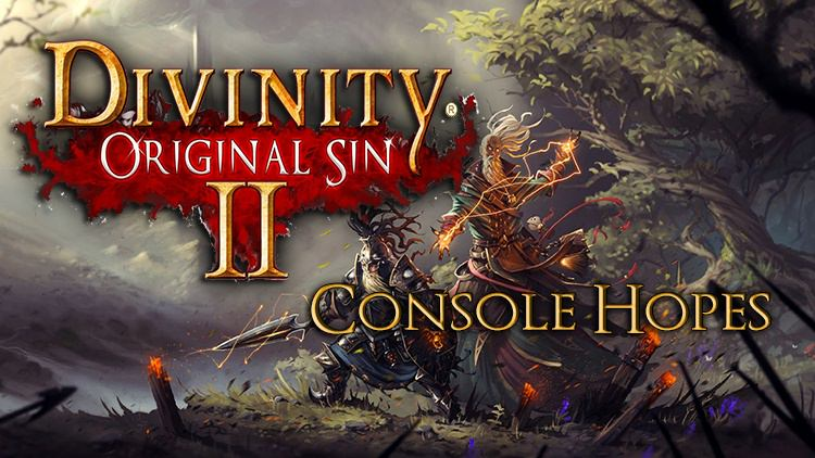 PS4 & Xbox One Players Hopeful for Divinity Original Sin 2