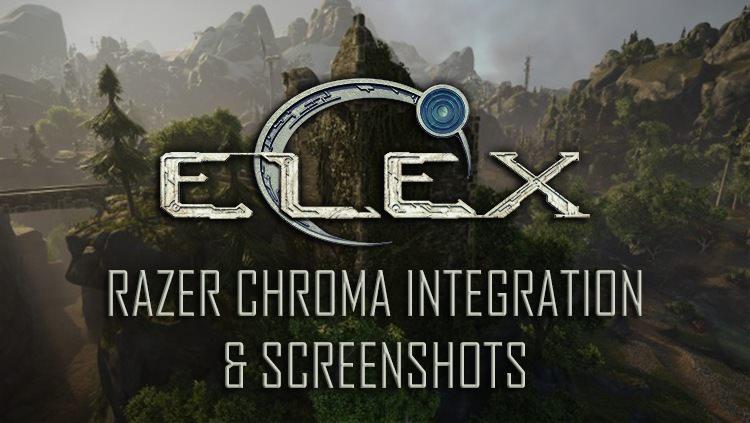 Check Out Elex Working on Razer Chroma & Some Scenic Screenshots