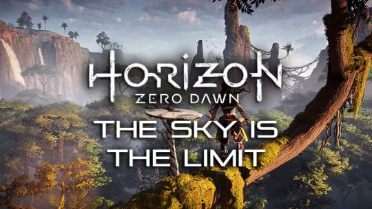Horizon Zero Dawn's Potential As An RPG: The Sky Is The Limit