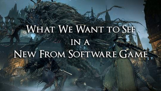 What We Want to See In a New From Software Game