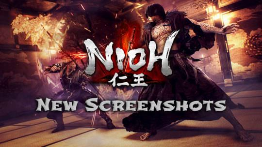 Nioh Releases New Action Packed Screenshots