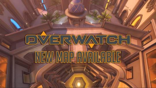 New Overwatch Map Called Oasis Now Available