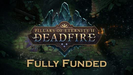 Pillars of Eternity 2: Deadfire Fully Funded, Saves Confirmed to Carry Over