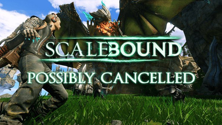 Rumor: Scalebound Development In Trouble, Possibly Cancelled