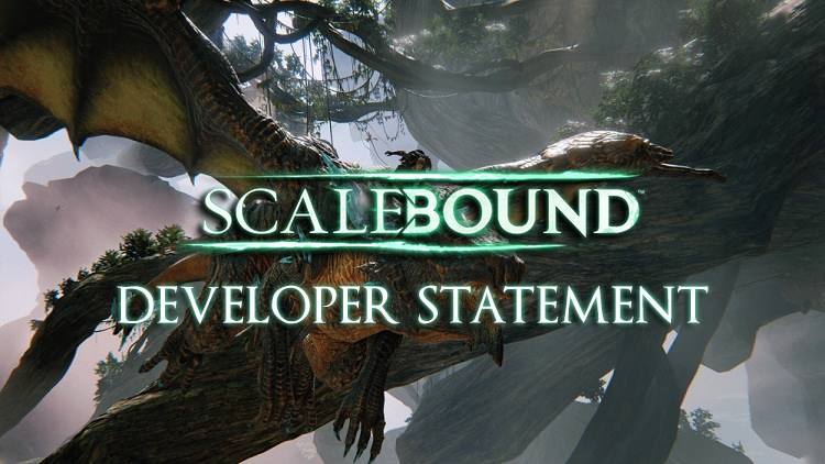 Scalebound Developer Platinum Games Issues Statement on Cancellation