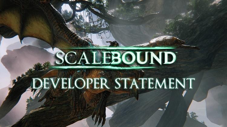 Scalebound Developer Platinum Games Issues Statement onCancellation