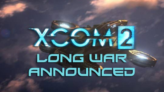 XCOM 2 Receiving Long War 2 Mod on PC
