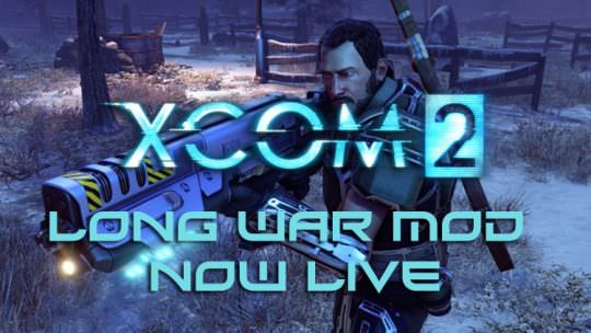 XCOM 2 Long War Mod Now Available on PC