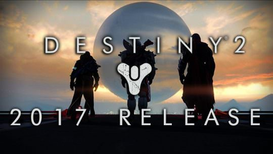 Destiny 2 Coming This Year