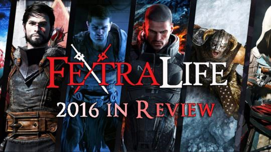 Fextralife's 2016 in Review – Dark Souls 3, Bioware Forums, Salt & Sanctuary, & More!