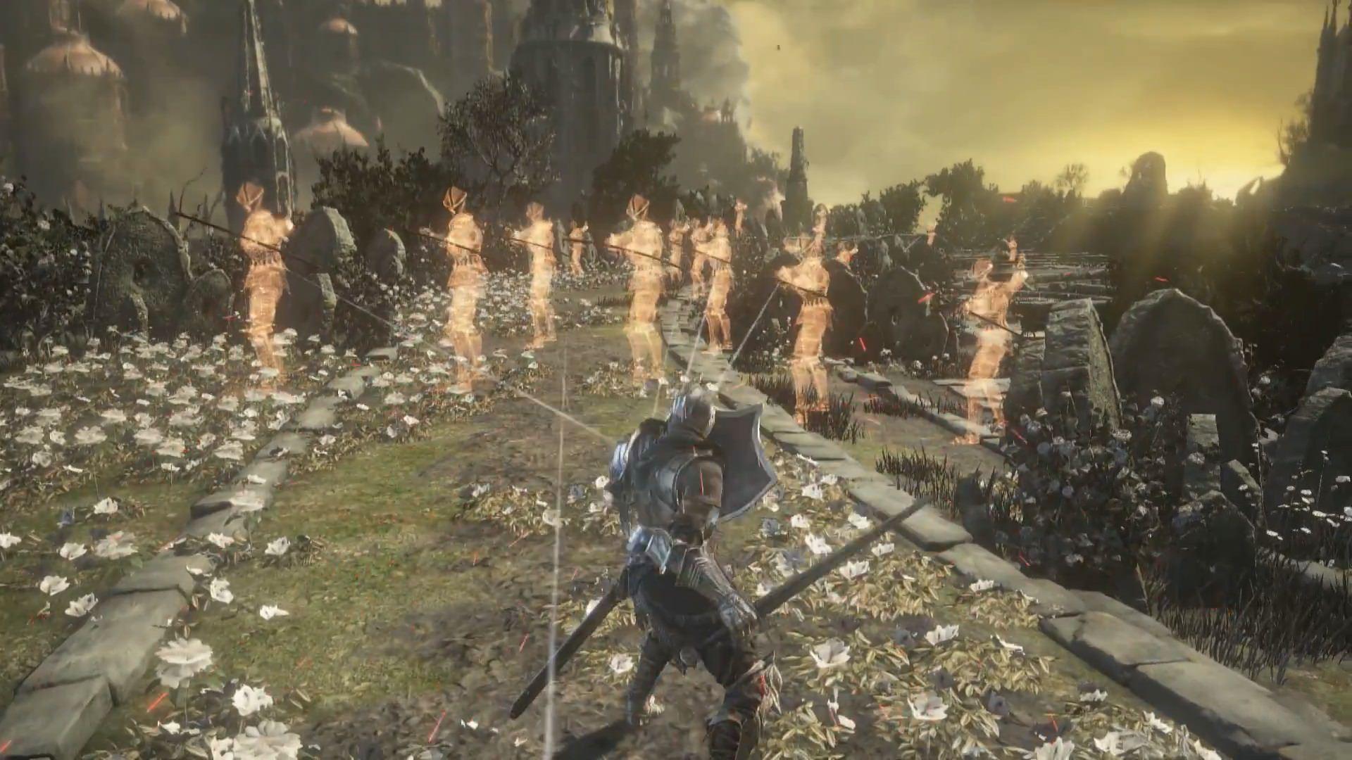 Dark Souls matchmaking