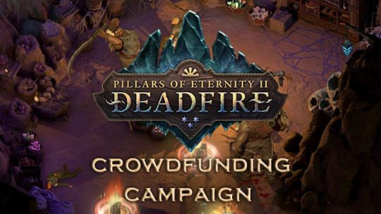 Pillars of Eternity 2: Deadfire Crowdfunding Campaign Ending Today