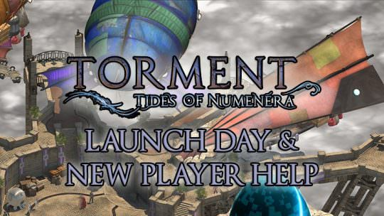 Torment: Tides of Numenera Launch Day Trailer & New Player Help