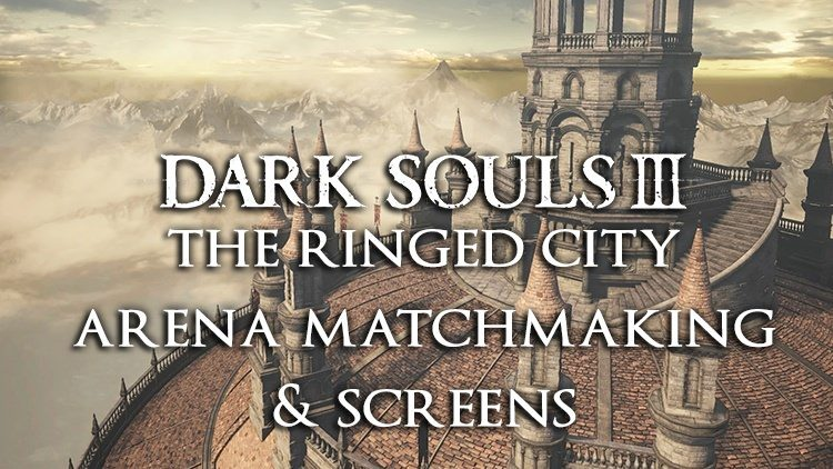 Dark souls 3 matchmaking password
