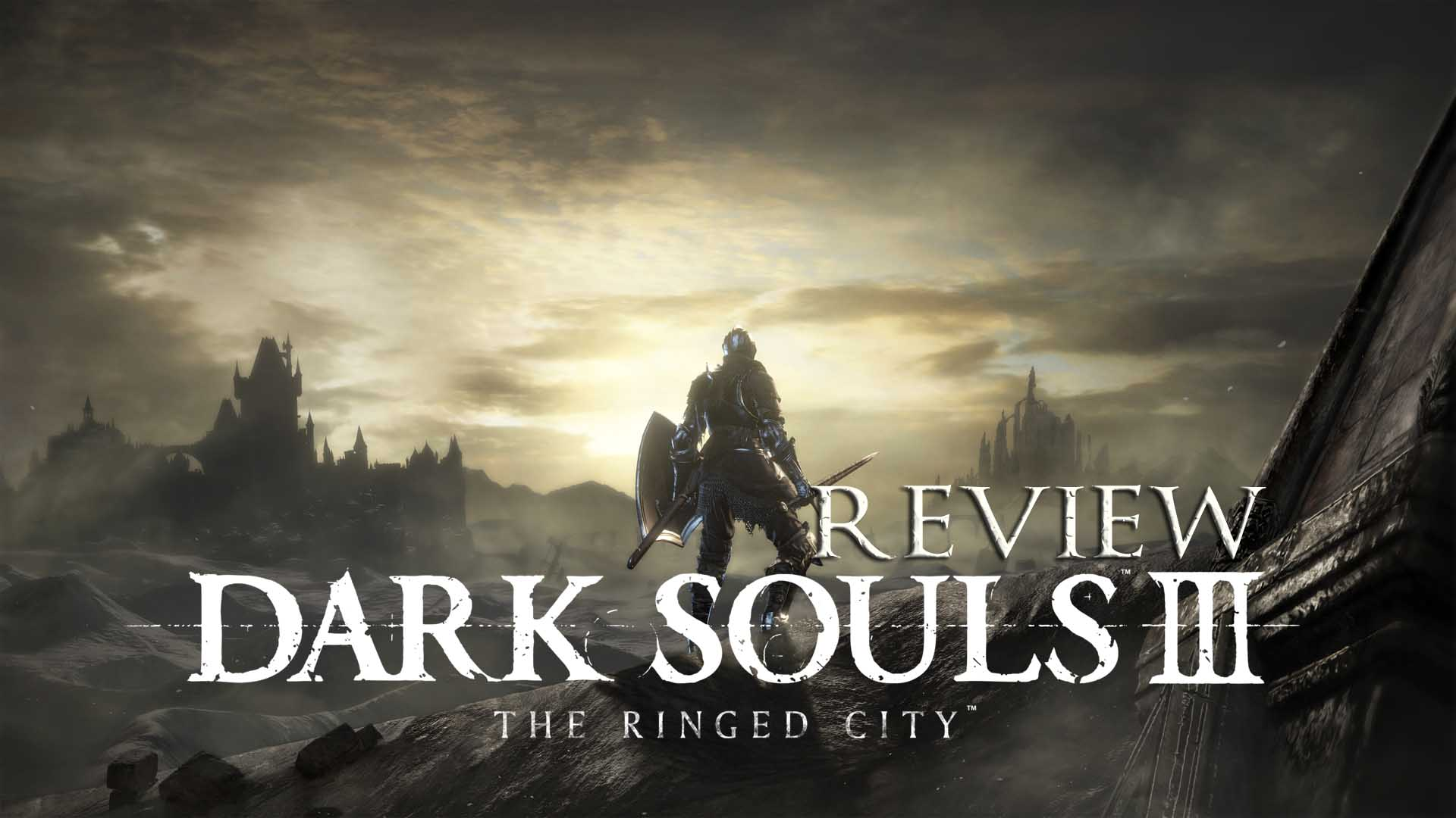The Ringed City Wallpaper: Dark Souls 3 The Ringed City Review: The End Of An Age