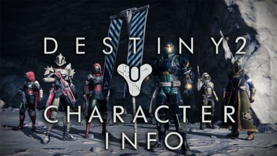 Destiny 2 News: Characters Carry Over, Gear and Progression Do Not