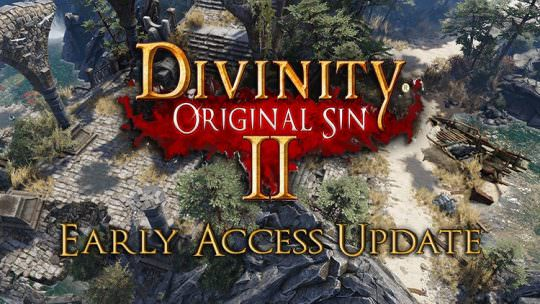 Divinity: Original Sin 2 Early Access Patch Adds New Sorcery Schools