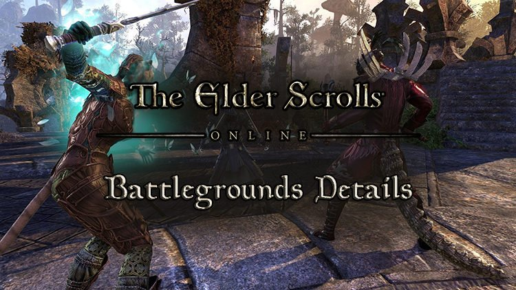 Elder Scrolls Online Morrowind PvP Battlegrounds Detailed