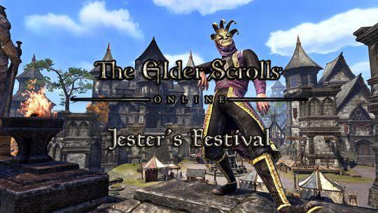 Elder Scrolls Online Jester's Festival Guide