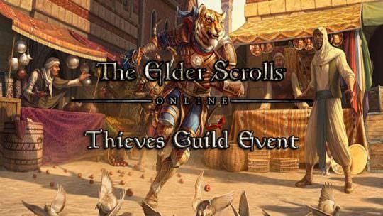 Elder Scrolls Online Launches Thieves Guild One Year Anniversary Event