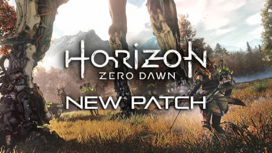 New Horizon Zero Dawn Patch Released, Adds 3D Audio Support