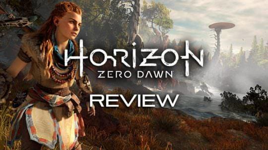 Horizon Zero Dawn Review: The Future is Wide Open