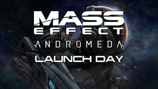 Mass Effect Andromeda Launch Day: New Player & Beginner Tips, Links and More!