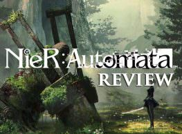 Nier Automata Review: Of Androids, Action & RPGs