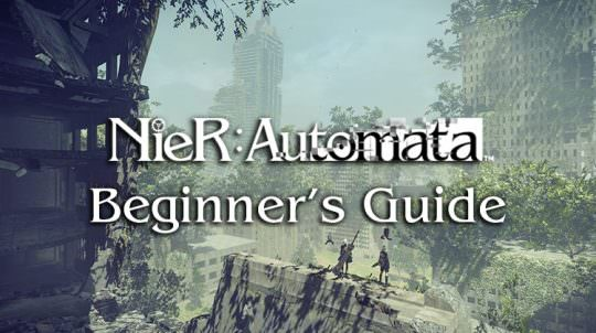 Nier: Automata Beginner's Guide – How To Get Started