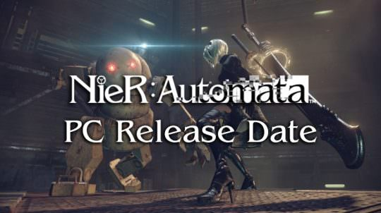 Nier: Automata PC Version Releases March 17th