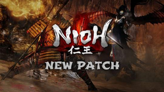 Nioh Patch 1.06 Released in Japan, Adds New Missions & More